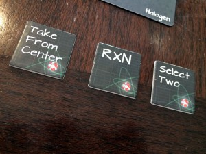 Ion Card Game