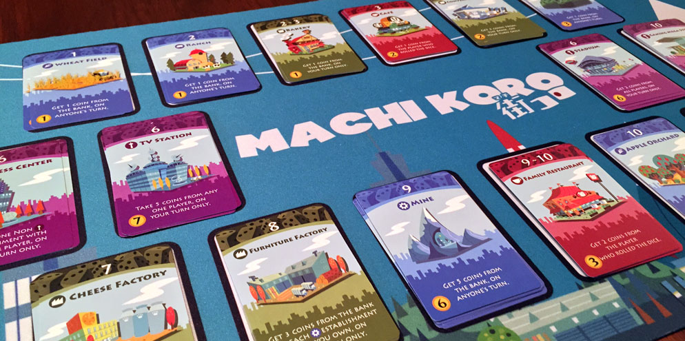 Machi Koro Review