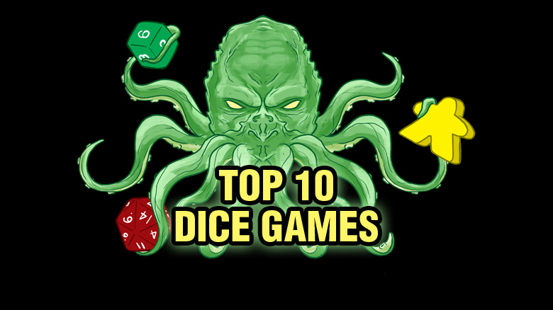 Top Ten Dice Games