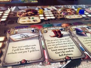 Alchemists Artifact Cards