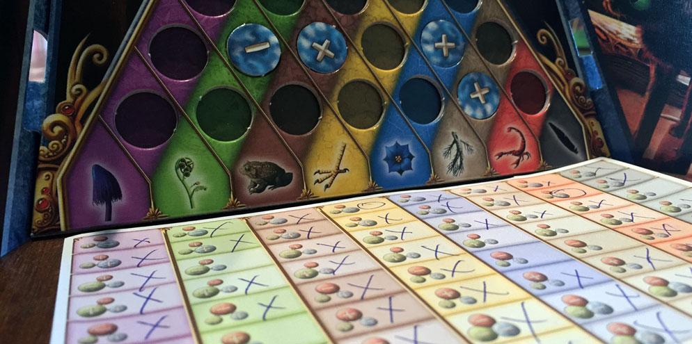 Alchemists review board game quest alchemists review urtaz Gallery