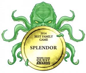 Splendor Best Family Game