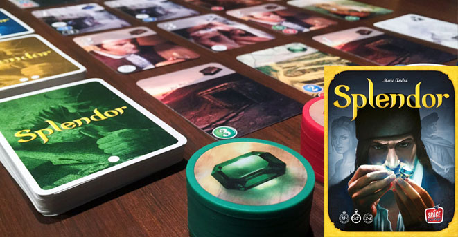 Splendor Best Family Game