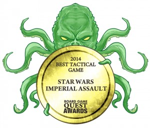 Star Wars: Imperial Assault Award