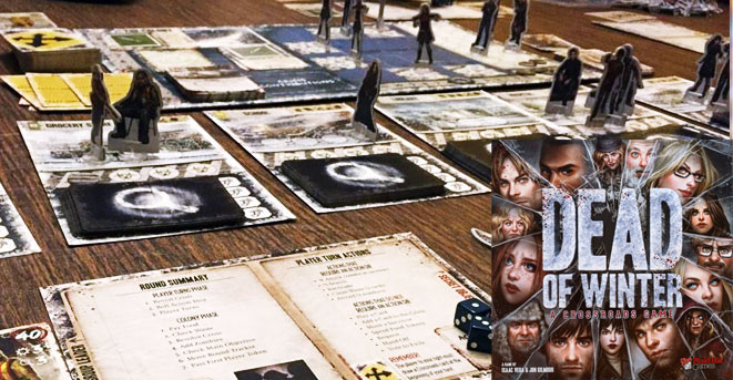 Dead of Winter Best Thematic Game