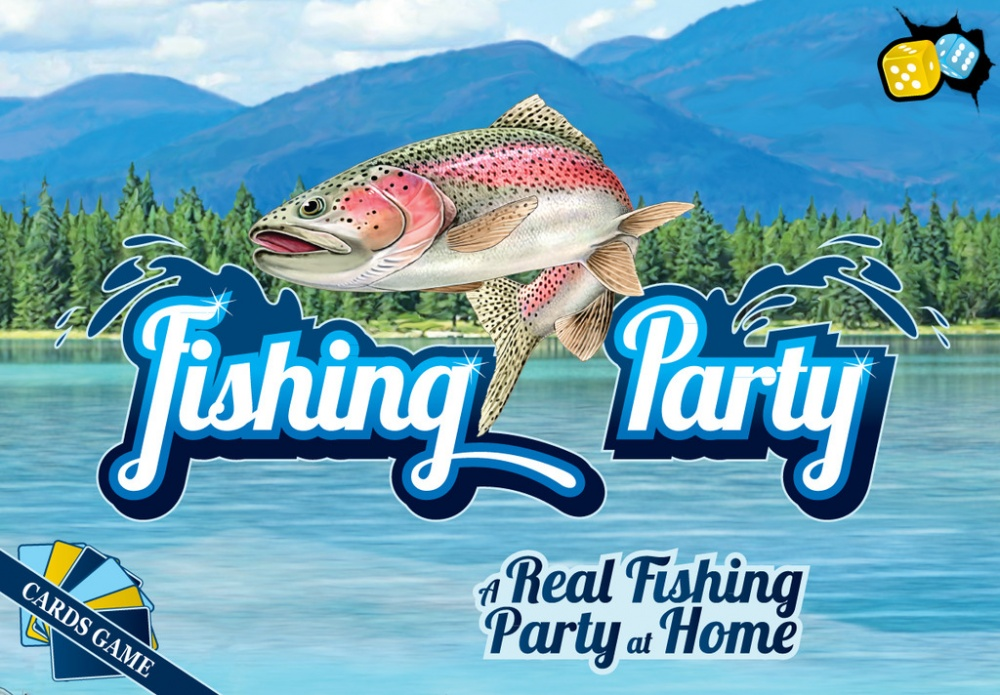 Fishing party review board game quest for Fishing tournament games
