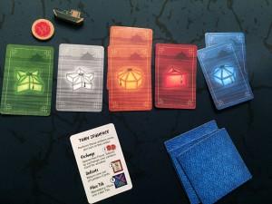 Lanterns Cards