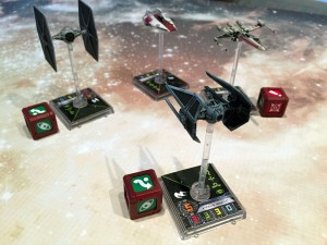 Mod Cubes X-Wing
