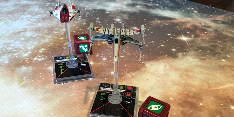Mod Cubes Rebel Ships