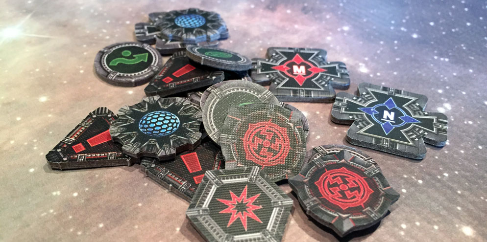 X-Wing Tokens
