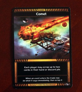 Star Realms Events
