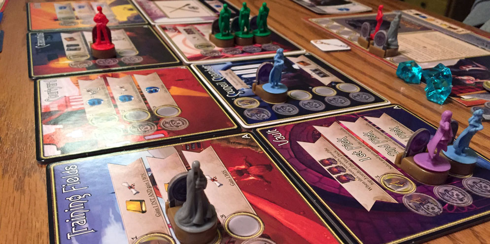 Argent: The Consortium Review