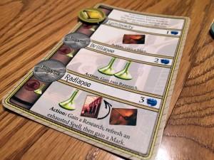 Argent: The Consortium Spell Card