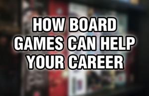 Board Game Careers