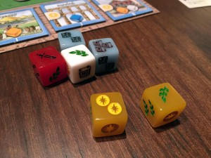 Nations: The Dice Game Dice