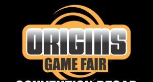 Origins Convention Recap