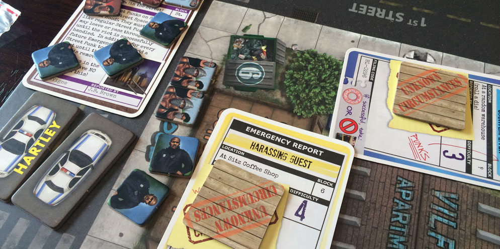 Police Precinct Review