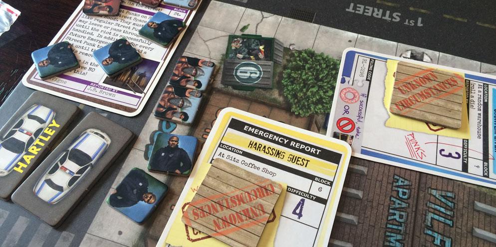 Police Precinct Review