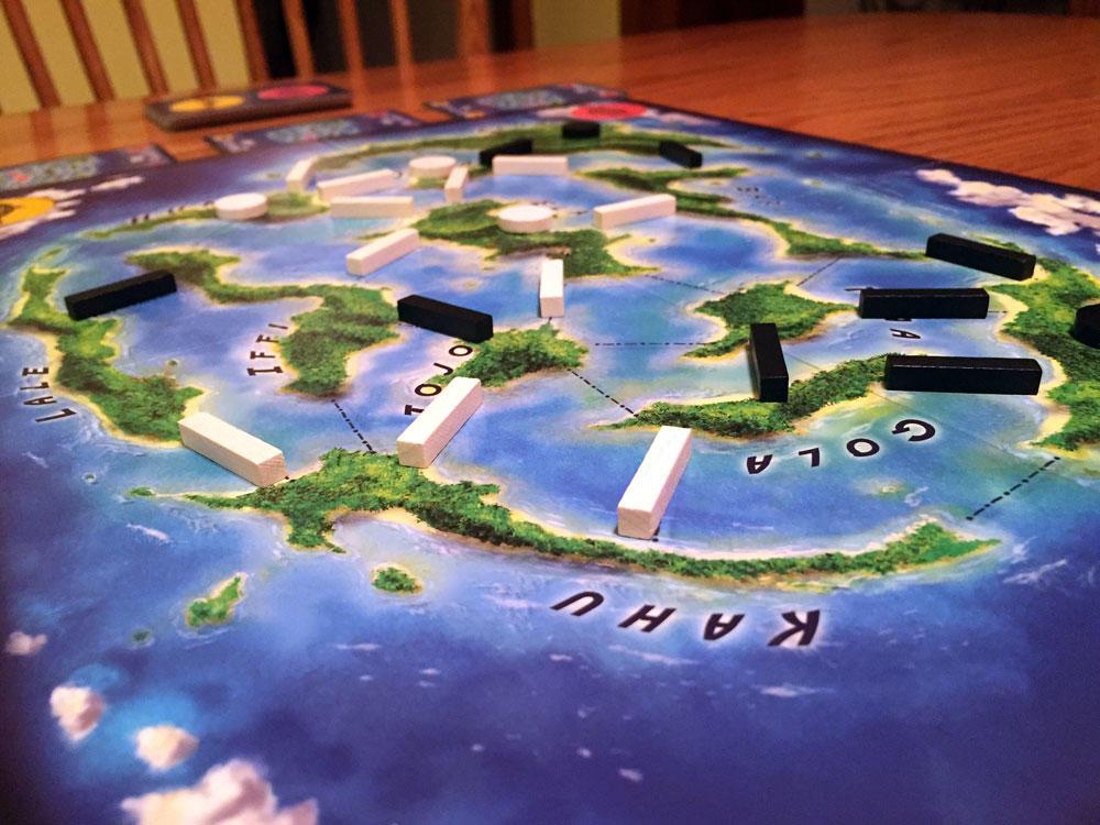 Kahuna Game Experience