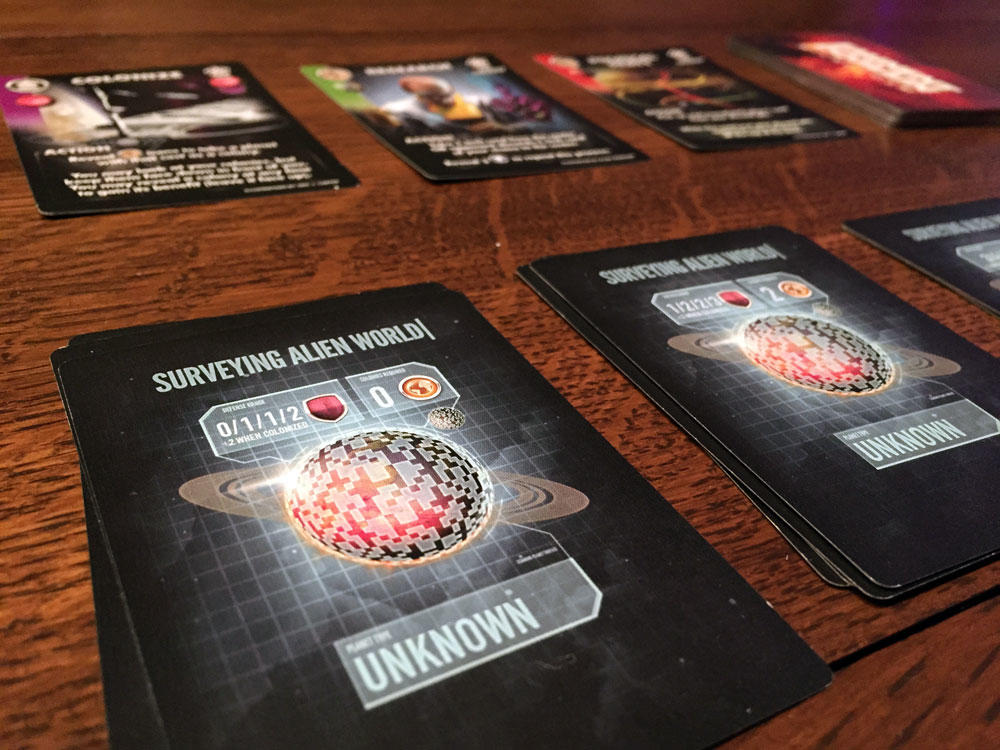 Eminent Domain: Microcosm Game Experience