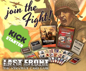 Last Front Card Game
