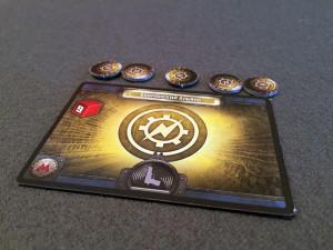 Metro 2033: Breakthrough Faction Card