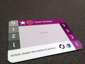The Networks Star Card