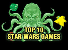 Top Ten Star Wars Games
