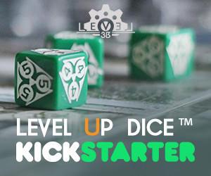 Level Up Kickstarter