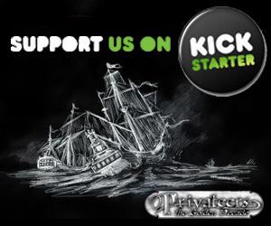 Privateers Kickstarter 2