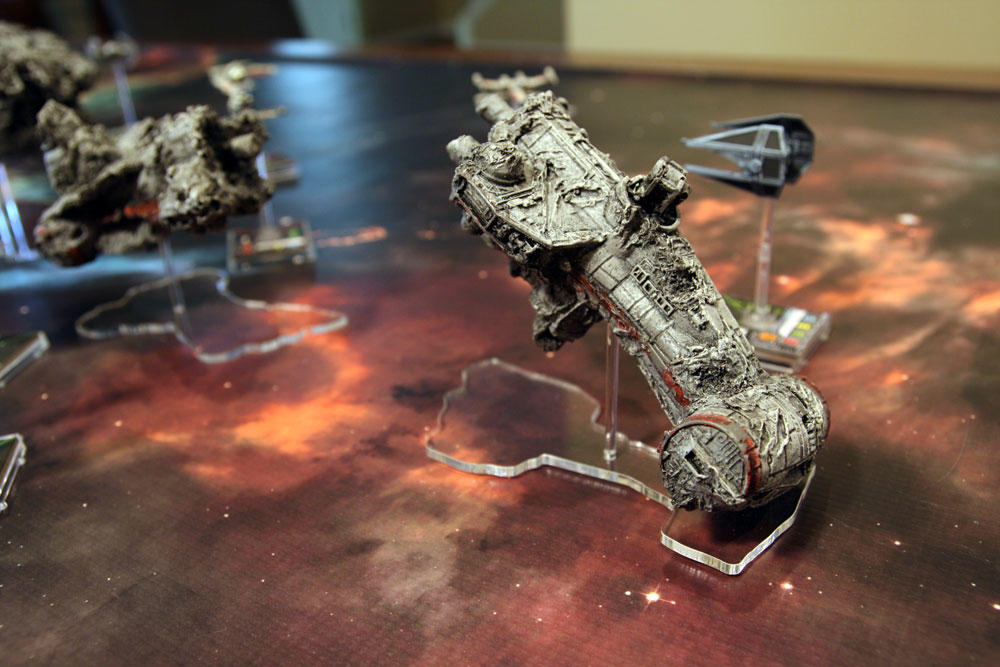 Level Up My Game X Wing Miniatures Terrain Board Game Quest