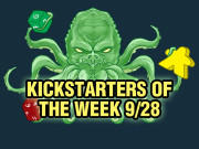 Kickstarters of the Week 9/28