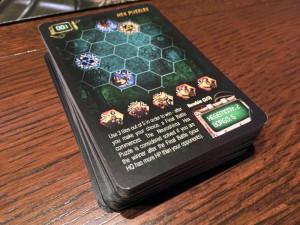 Neuroshima Hex Hex Puzzles