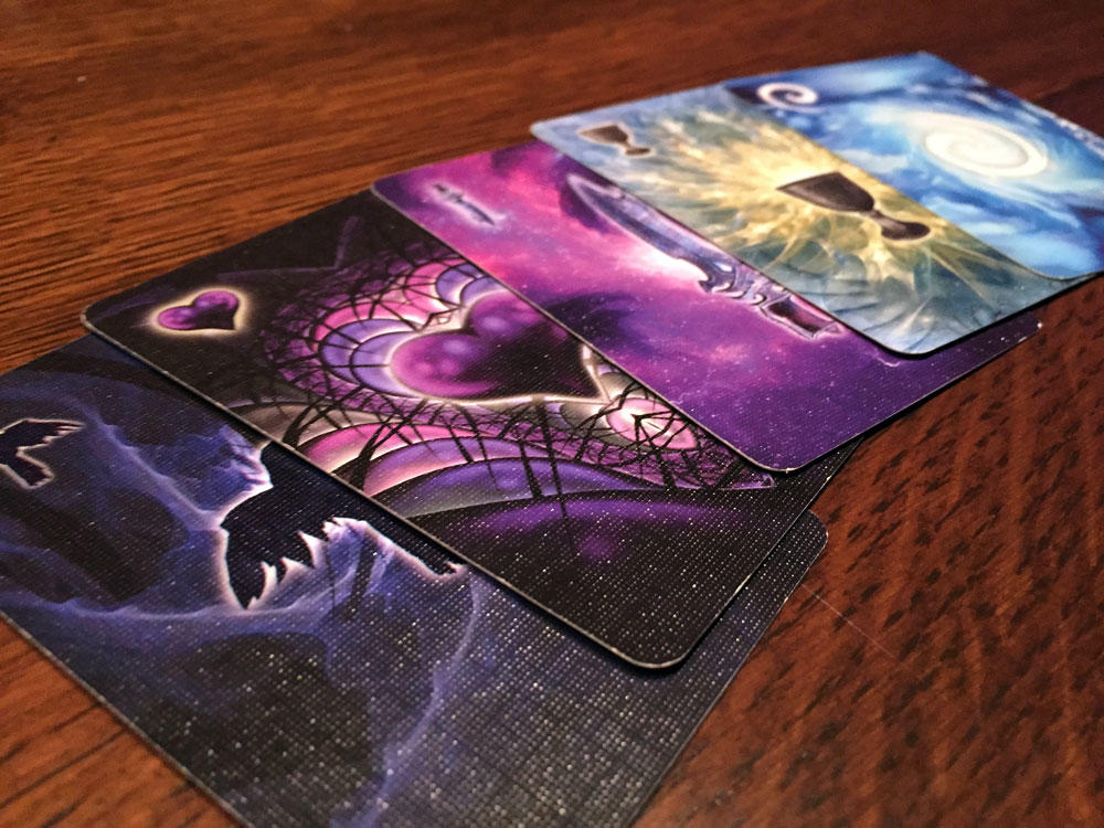 Nevermore Cards