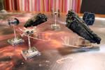 Space Rocks Rebel Transport Wreck