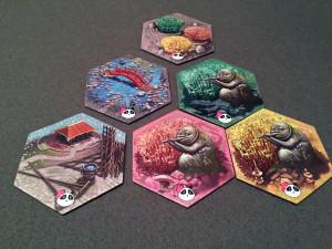 Takenoko: Chibis Plot Cards