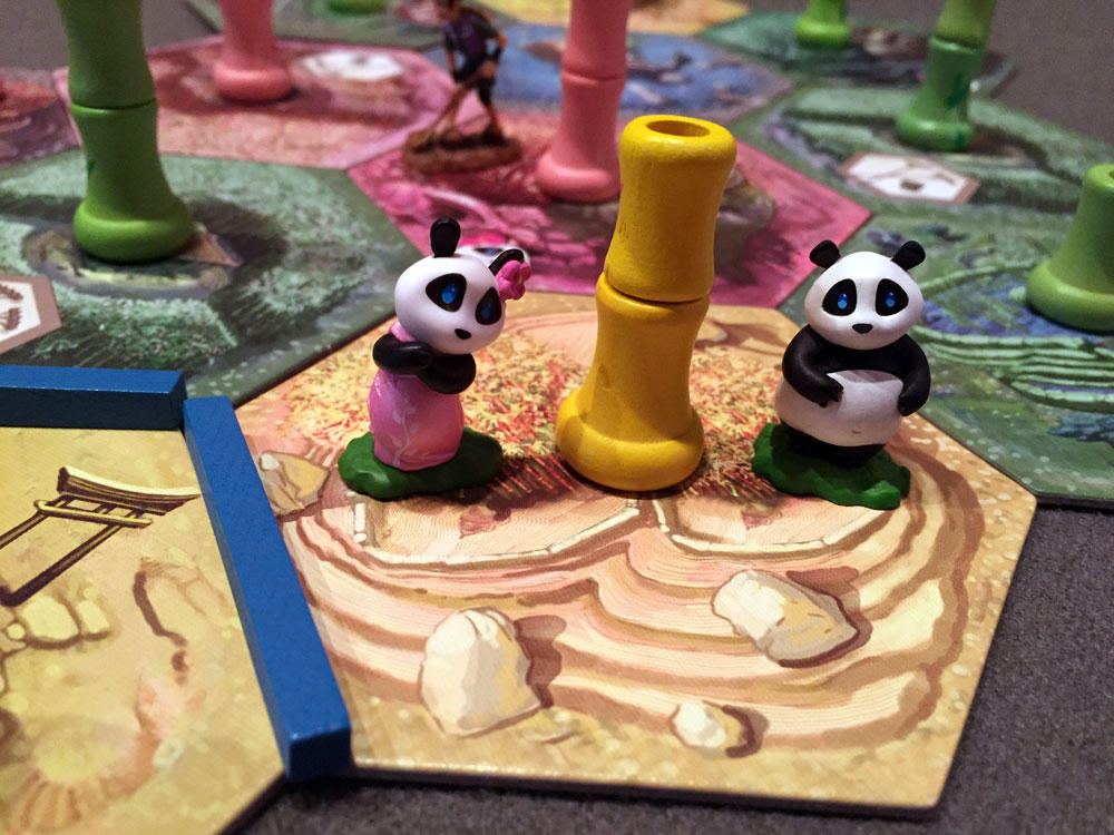Takenoko: Chibis Pandas