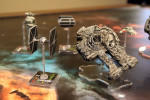 Space Rocks YT-2400 Mini Wrecks