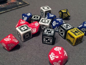 Machina Arcana Dice