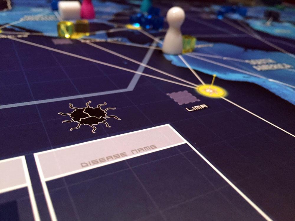 Pandemic: Legacy Diseases