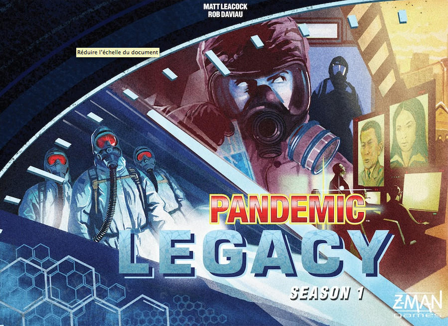 Pandemic: Legacy Review | Board Game Quest image
