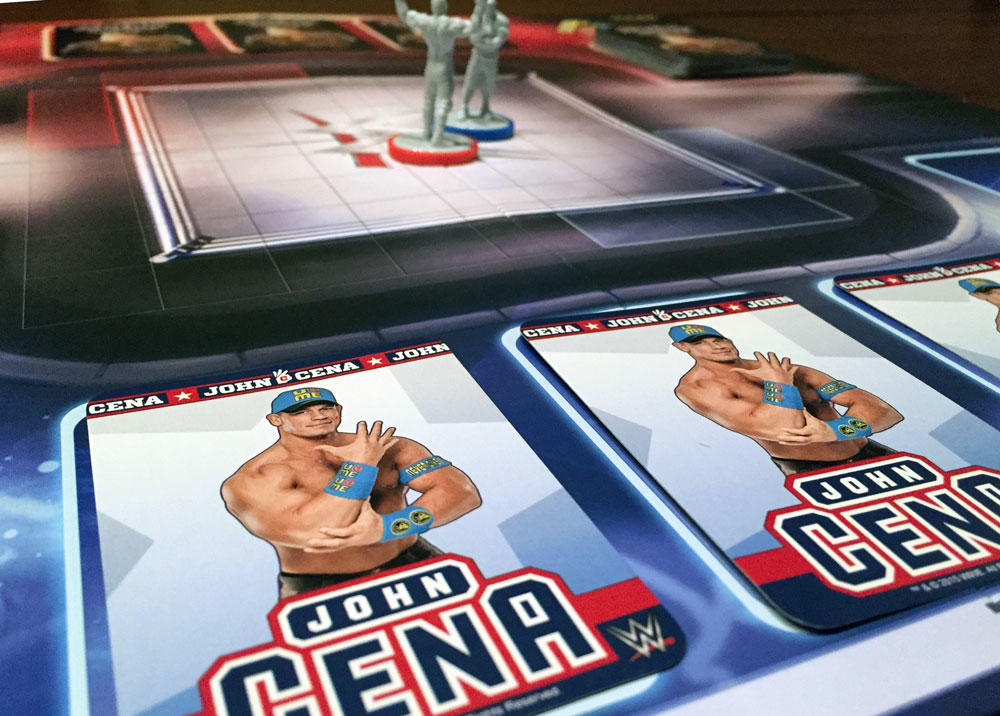 WWE Superstar Showdown Game Experience