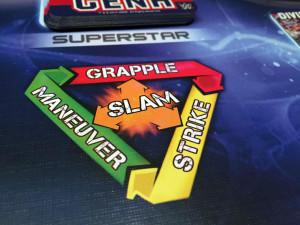 WWE Superstar Showdown Chart