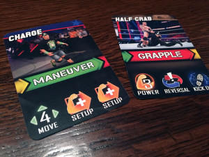 WWE Superstar Showdown Cards