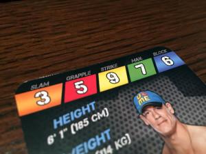 WWE Superstar Showdown Wrestlers