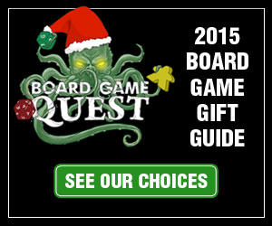 2015 Board Game Gift Guide