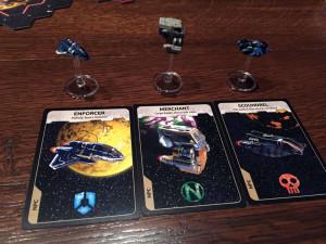 Xia NPC Ships