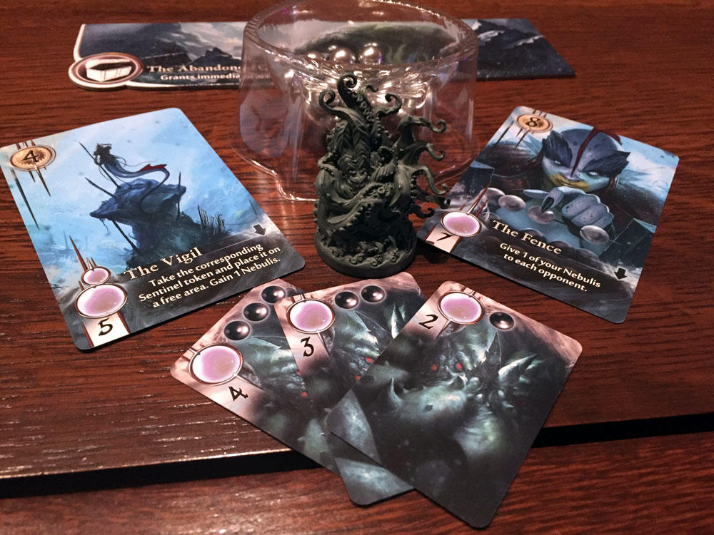 Abyss: Kraken Components