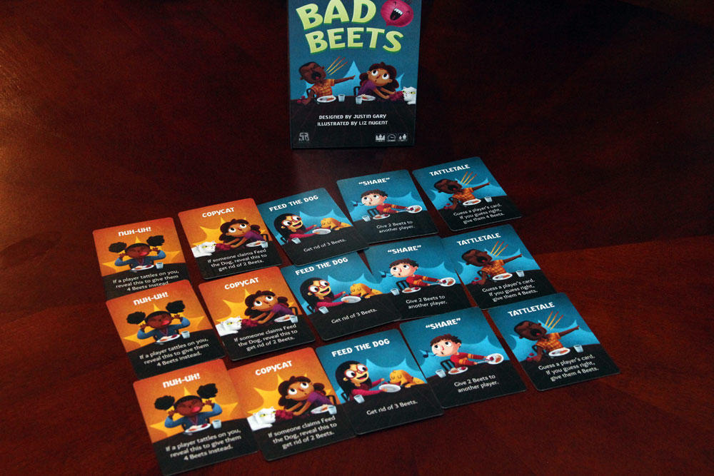 Bad Beets Cards