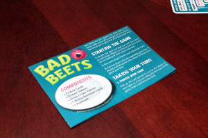 Bad Beets Rules